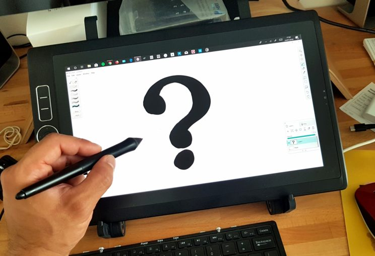 Digital Drawing Tablets: Wacom vs Microsoft vs iPad vs ???
